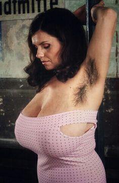 Frauen natürlich behaarte Haarige behaarte