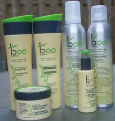 Happy Chinadoll: Great Hair Products by Boo Bamboo ~ #Review & #Giveaway