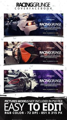 Web Design, Page Design, Flyer Design, Graphic Design, Grunge, Gaming Banner, Web Banner, Banners, Facebook Timeline Covers