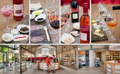 Van Loveren Tasting Room - food & wine pairings @VISI Magazine