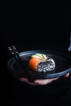 Sushi donuts - di Giovanna Hoang #fuudly #ricette