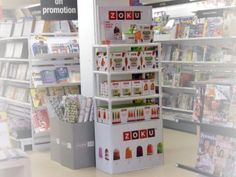retail product display