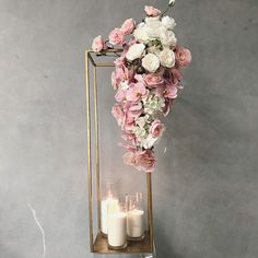 Talk to us today about our range of arches 🌿 Tall Wedding Centerpieces, Wedding Stage Decorations, Flower Centerpieces, Flower Decorations, Contemporary Wedding Decor, Wedding Colors, Wedding Flowers, Deco Floral, Table Flowers