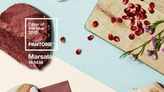 Marsala. That's the Pantone color of the year for 2015, and the shade color experts believes will influence fashion, graphic, home decor and industrial design trends.