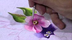 Mulher.com 25/04/2013 Fátima Hespanholeto - Pintura em tecido camiseta  ...