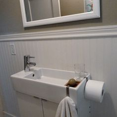 Ikea Narrow Sink | The Next Big Change To The Room Was With Paint Colors  When