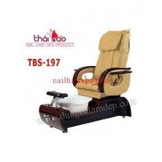 Ghe Spa Pedicure TBS197 Ghế Spa Pedicure là sản phẩm ghế chuyên nghiệp đang được rất ưa chuộng bởi các Nail Salon trên toàn thế giới. Ghế là sự kết hợp hoàn hảo giữa ghế nail thông thường cùng với ghế massage.
