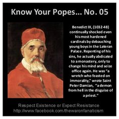 Pope Benedict IX
