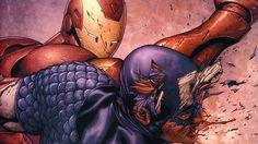 Um olhar para a Guerra Civil nos quadrinhos Marvel Comics
