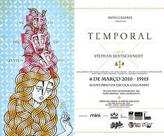 Exposição Stephan Doitschinoff em Belo Horizonte