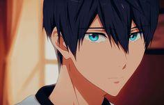 Anime Boy Hair, Anime Guys, Kageyama, Haikyuu, Anime City, We Heart It, Haruka Nanase, Splash Free, Otaku