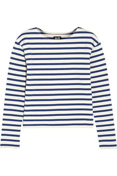 NLST Striped cotton top £205