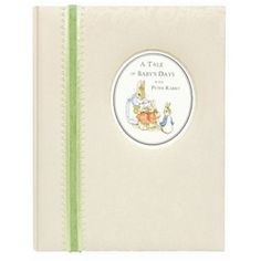 Baby Memory Books | Beatrix Potter Baby Memory Book by C.R. Gibson