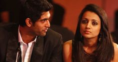 Recently, Actor Rana Daggubati and Trisha krishnan travelled to Malaysia together to attend the SIIMA (South Indian International Movie Awards). where Actor Rana Daggubati watched only Trisha irrespective of whether he was onstage, offstage or even at the AfterParty. There has always been
