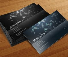 Top 32 Free PSD Business Card Templates and Mockups 2016 - Colorlib