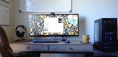 Coding and Gaming Battlestation. - Album on Imgur