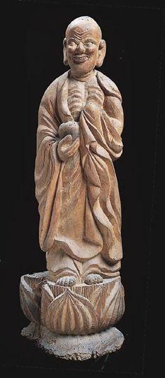 Twitter 山口 極楽寺 迦葉尊者 木喰 Asian Sculptures, Buddha, Statue, Twitter, Sculptures, Sculpture