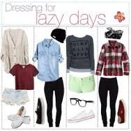 Casual school outfits