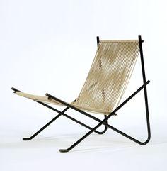 """Holscher"" Chair | Poul Kjaerholm | Denmark, 1952"