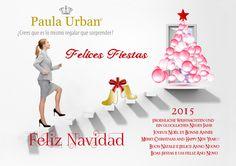Felices Fiestas @PaulaUrban