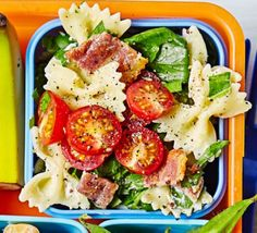 BLT pasta salad | BBC Good Food