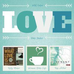Two online Bible studies for women