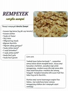 Cookie Recipes, Snack Recipes, Dessert Recipes, Unique Recipes, Asian Recipes, Snacks Dishes, Malaysian Food, Asian Desserts, Quiche Recipes