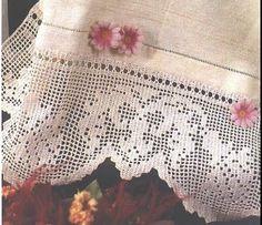 Bico em Crochê 1 -  /  Beak Crochet 1 -