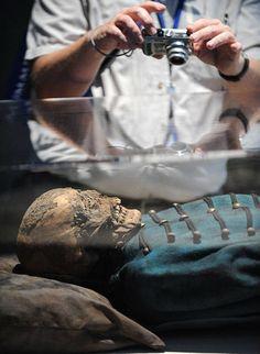 La familia Orlovits formaba parte de las momias del siglo XVIII descubiertas en 1994. Se encontraron durante la reconstrucción de la iglesia de los dominicos en las tumbas subterráneas. El aire frío y seco en la cripta, así como el aceite de pino permitió conservar de forma segura los cuerpos momificados hasta la actualidad.