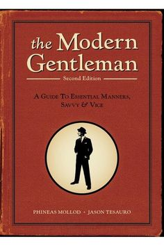 Random House The Modern Gentleman, 2nd Edition//