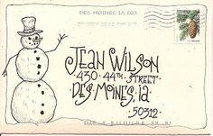 pushing the envelopes: November 2011