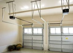 automatic garage doors can generate a staggering amount of noise directdrive openers with