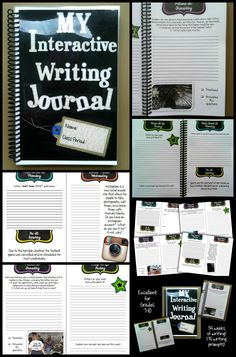 Interactive Writing Journal for grades 7-10!  35 weeks of writing prompts (175 total)! Requires students to think critically and outside the box! $
