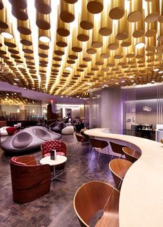 Virgin Atlantic and British Airways: Battle of the Airport Lounge - Condé Nast Traveler