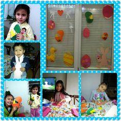 İdea from  PİNTEREST Easter Crafts for Preschool Art Activities