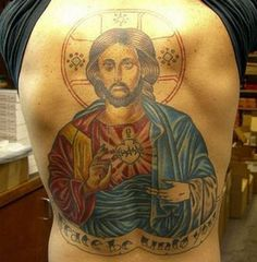 christian tattoos   Jesus Tattoos Images, Comments, Graphics - Page 2