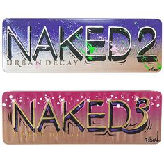 Urban Decay Naked Graffiti Eyeshadow Palettes Launch in France
