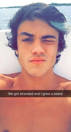 DO. NOT. SHAVE. ETHAN. DOLAN