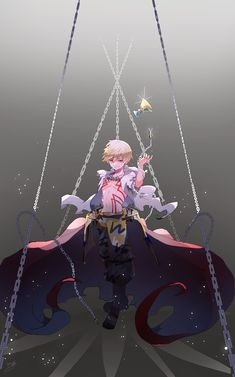 Kid Gilgamesh Fate