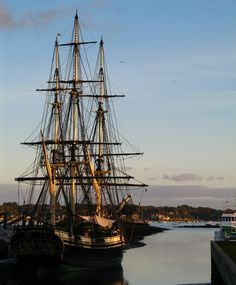 Friendship of Salem Ship, Salem, Massachusetts