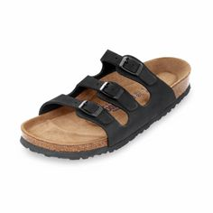 049d775ef986 The Madrid in Black Patent is the sandal that started it all. Known as the  Birkenstock Fitness Sandal in Europe