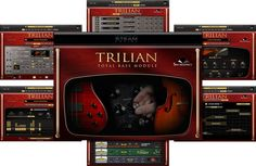 Click Image Above To Buy: Spectrasonics Trilian Bass Module Software Small Business Software, Hd Video Converter, Instrument Sounds, Sound Library, Music Software, Sound Design, Microsoft Windows, Sound Of Music, Gin