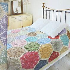 My book! Mandalas to Crochet