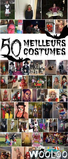 Voici les 50 plus beaux costumes d'Halloween 2017 Costume Halloween, Halloween 2017, Photo Wall, Camping, Baseball Cards, Inspiration, Beautiful Halloween Makeup, Campsite, Photography