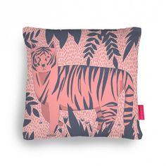 Tiger Kitty Cushion