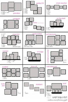 PHOTO+WALL - Click image to find more DIY & Crafts Pinterest pins