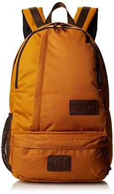 JanSport Thunderclap Backpack  Buckthorn Brown  186H x 12W x 6D *** You can get more details by clicking on the image.