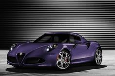 We Give Alfa Romeo 4C a Fresh Lick of Paint - Carscoops