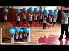 Video: Cviky pre deti na zdravú chrbticu! - Najmama.sk Gymnastics, Activities For Kids, Acting, Classroom, Exercise, Entertainment, Sports, Youtube, Homeschooling