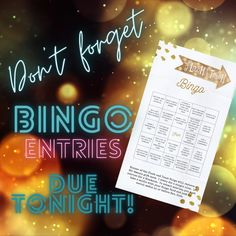 """I can't wait to give away the $50 Amazon Gift Card to a totally deserving customer! Remember: 1 entry per """"bingo"""" line and 15 per blackout. You MUST show pics of the Bingo Card filled out for me to know how many entries you get. Play along and have a little fun. How I Feel, How Are You Feeling, Bingo Cards, Amazon Gifts, Good Ol, Warm Colors, Business Organization, Play, Fun"""